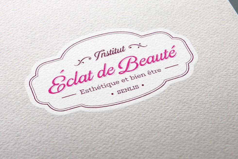 creation logo eclat de beauté