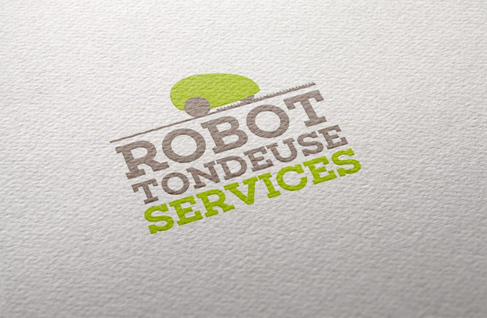 creation logo Robot Tondeuse Services