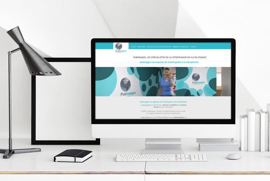 creation site internet pubimages