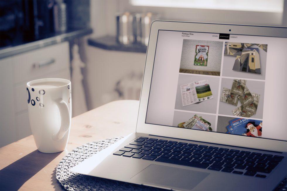 création site_internet Frederique Hérin