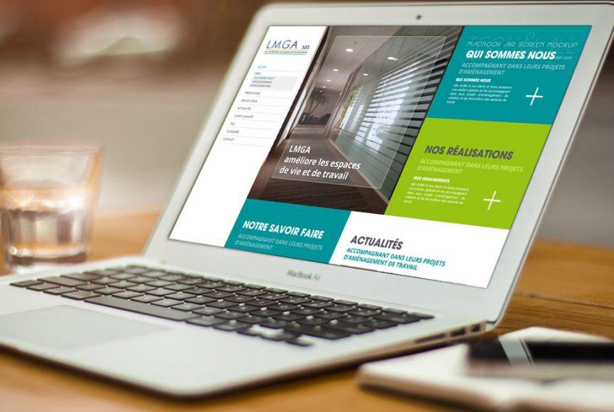 création site web lmga