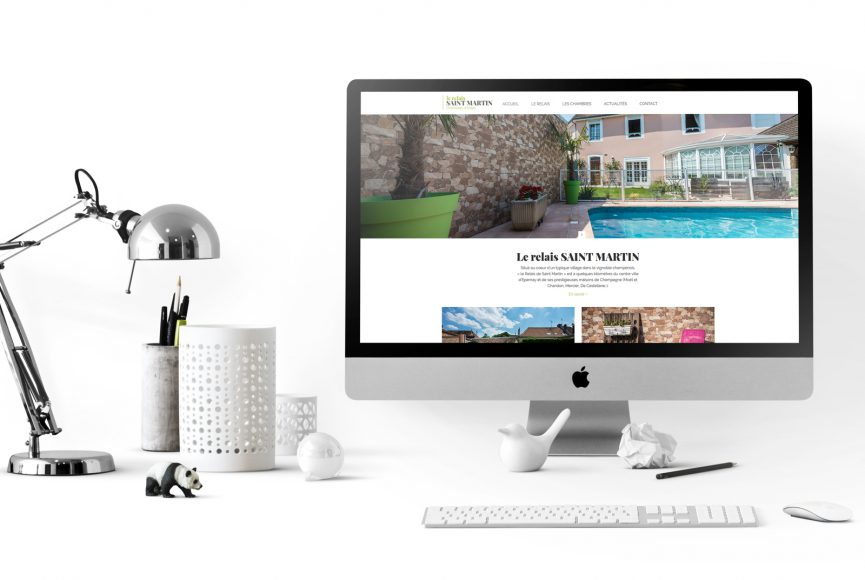 creation site web relais saint martin