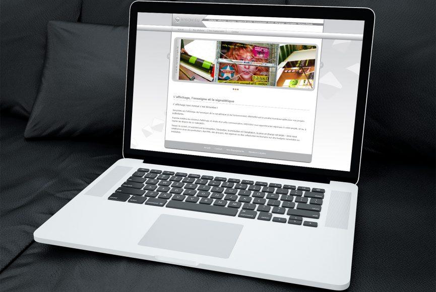 creation site internet kreavisu