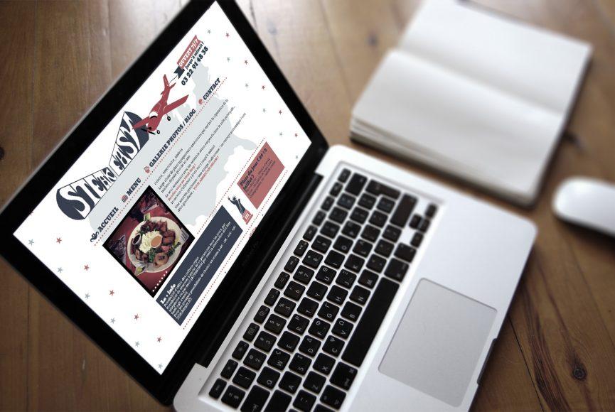 creation site internet steakeasy