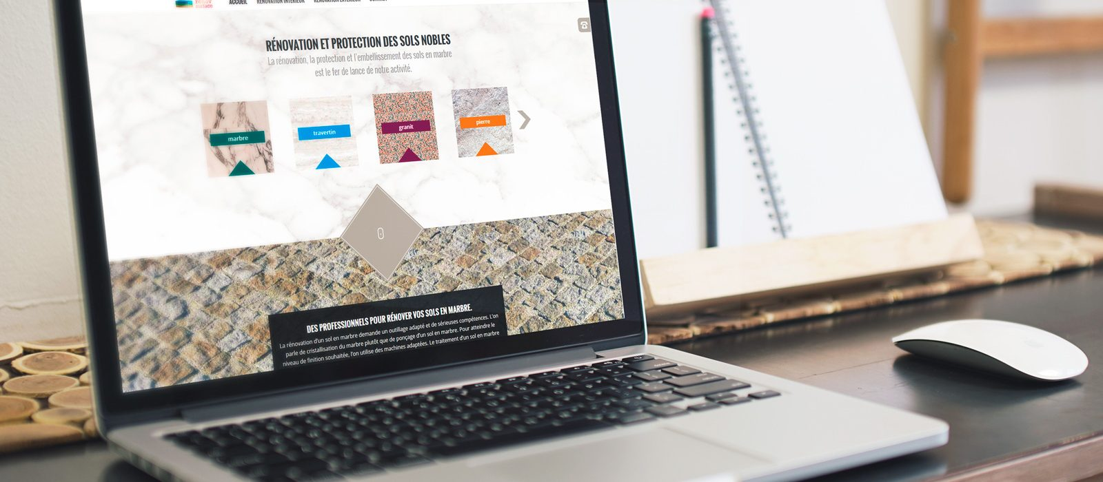 site internet renovsurface