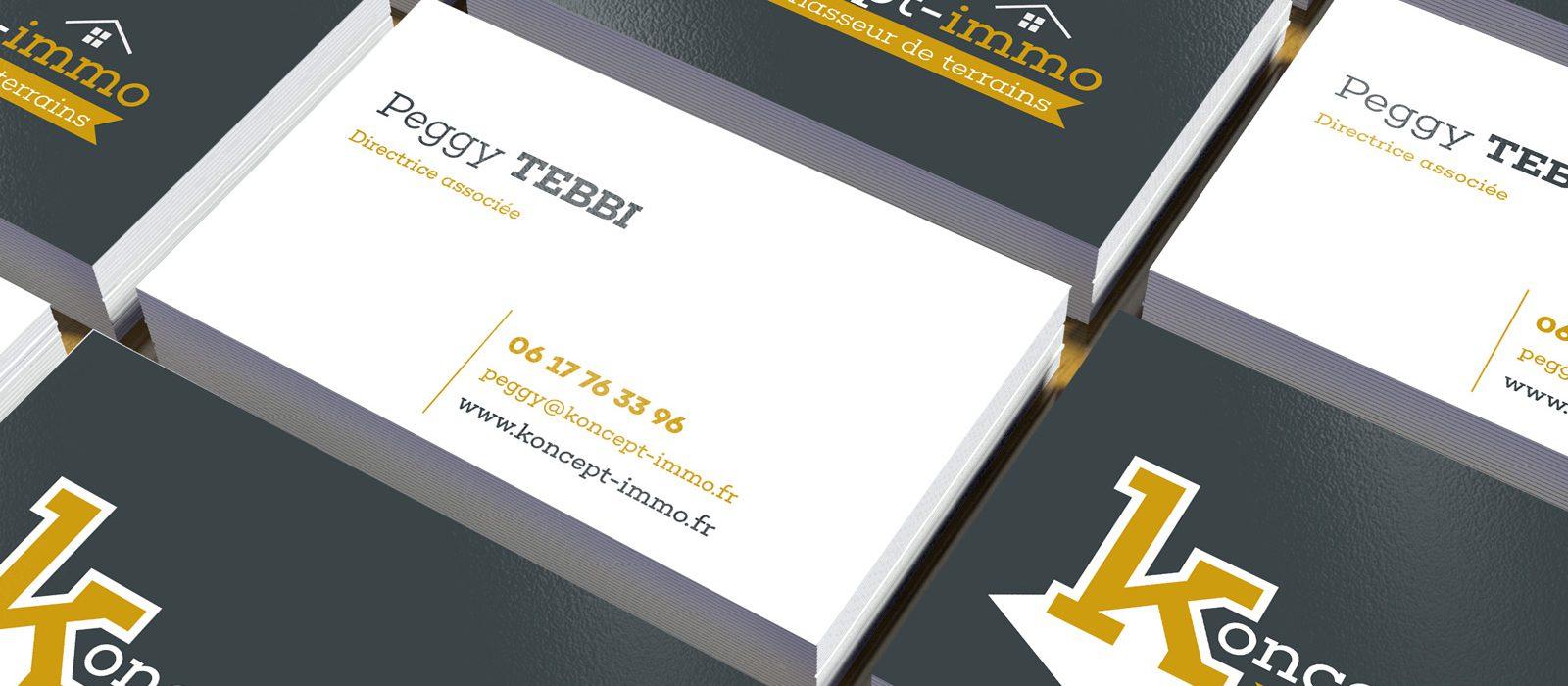 création logo et carte de visite